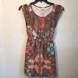 Sweet Storm Dresses - Sweet Storm Sheer Dress, fully lined. Sz S. C5